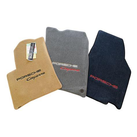 porsche cayenne floor mats