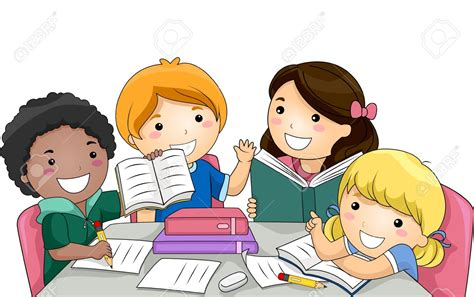 students working in groups clip art study hard clipart student clipground