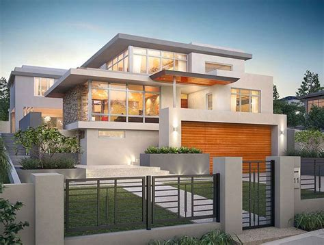 best modern house plans 17 best ideas about modern house design on pinterest