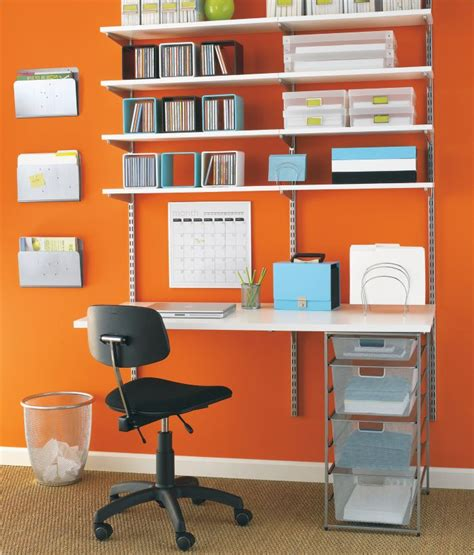 Elfa Desk System by Elfa Desk And Shelves Para Los Ni 241 Os