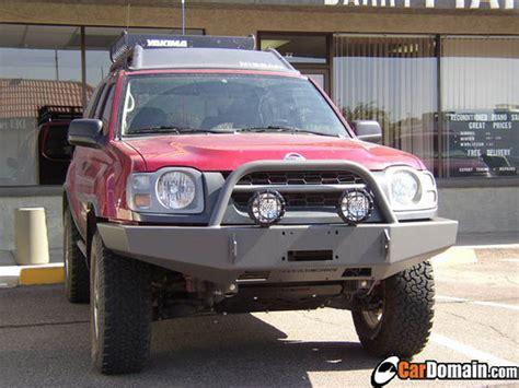 nissan xterra front bumper 2000 2004 xterra front bumper 1st generation