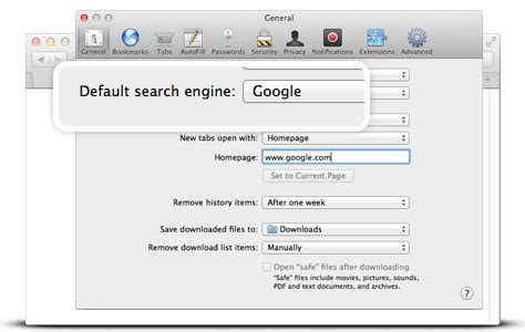 How To Make Your Address Bar Search Make Your Default Search Provider