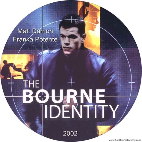 The Bourne Identity the gallery for gt the bourne identity dvd