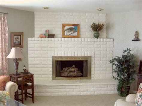 German Kitchen Designs by Painted Brick Fireplace Pictures And Ideas