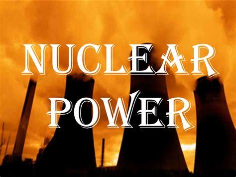 ppt templates for nuclear energy nuclear energy powerpoint