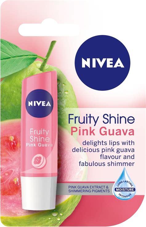 Lipice Nivea Fruit Shine Murah nivea fruity shine pink guava price in india buy nivea fruity shine pink guava in