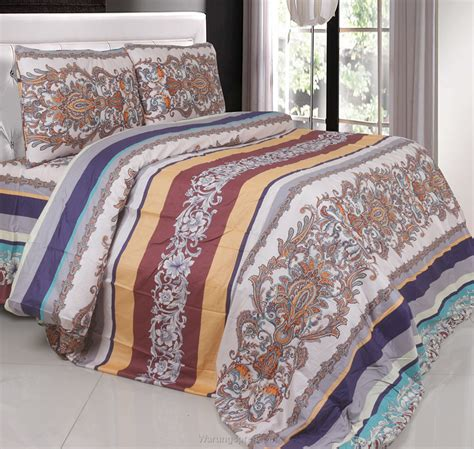 Bed Cover Set Katun Lokal Halus Flower Pink Size 160x200180x200 1 sprei katun jepang batik spirit warungsprei