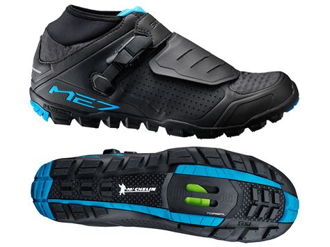 trail bike boots shimano kicks out new enduro trail xc road shoes plus