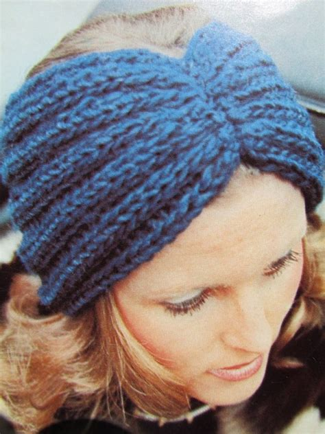knitted headband patterns knit headband ear warmer patterns a knitting