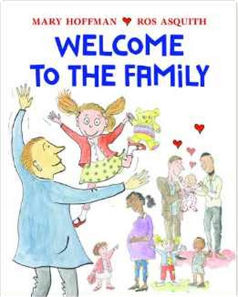 family picture book themed picture books for children welcome to the family