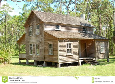 cracker house cracker house stock image image of south pines dixie