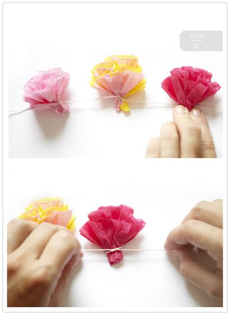 How To Make Hawaiian Paper Flowers - diy hawaiian leis diy projects 100 layer cake