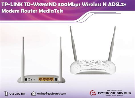 Modem Router Tp Link Td W8961nd tp link td w8961nd 300mbps wireless end 3 6 2018 10 00 am