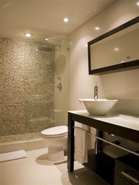 new bathroom shower ideas spaces shower with pebble tiles design pictures remodel decor and ideas page 19 bathrooms