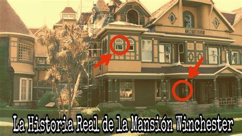 la mansion de las la historia real de la mansion winchester youtube