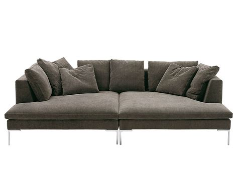 b b italia charles sofa price charles large sectional sofa by b b italia design antonio