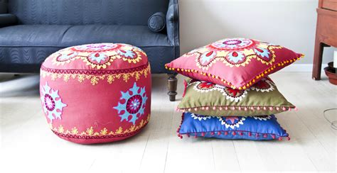cuscini particolari dalani pouf contenitore morbido salvaspazio