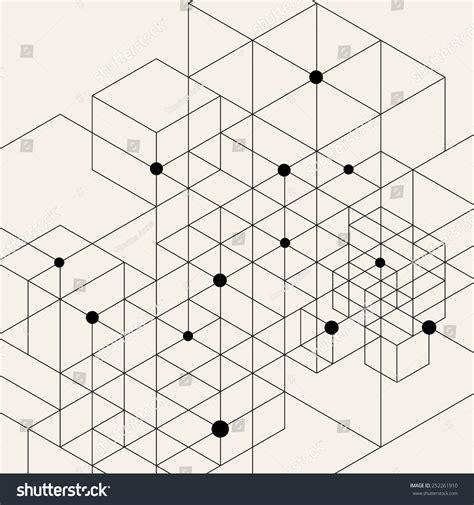pattern texture modern vector modern pattern black techno texture stock vector