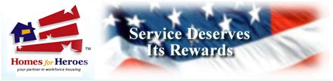 homes for heroes rebate and discount program for the