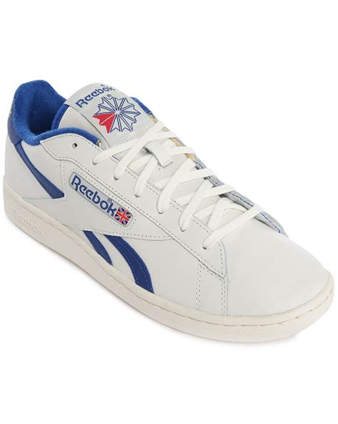 Trussardi Sneaker Navy White Original reebok npc uk white blue leather sneakers in blue for