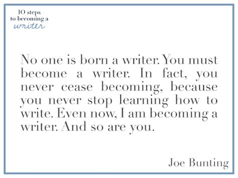 Quot I Only Need To How To Write An Essay Introduction Quot by 10 Essential Quotes On Becoming A Writer Plus One Of My Own