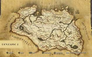 Paper World Map by Paper World Map At Skyrim Nexus Mods And Community