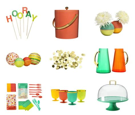 oh joy target oh joy for target spring party essentials glitter