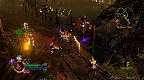 dongeon siege 3 dungeon siege 3 pc free pc version