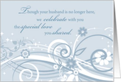 Wedding Anniversary Of Deceased Spouse by Husband S Quotes Quotesgram