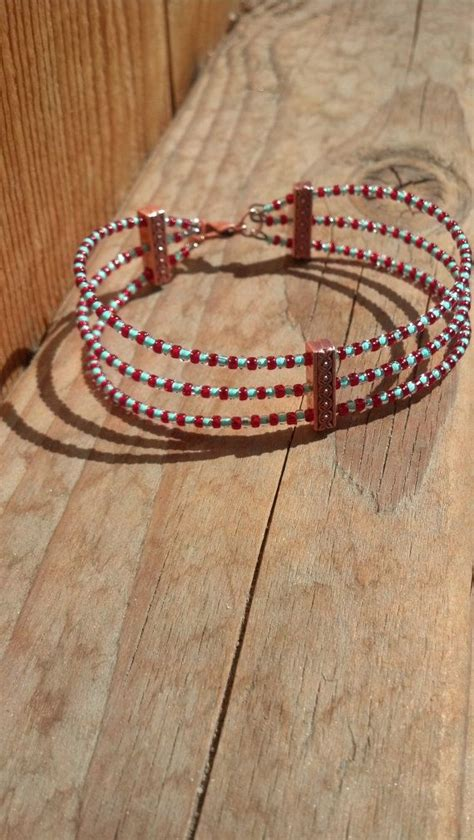 Handmade Memory Wire Bracelets - bracelets with memory wire 10 handpicked ideas to