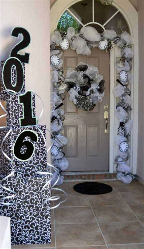 new year decorations new years 2016 diy decorating ideas