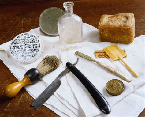 Sues Site With Personal Items by Personal Hygiene Artifacts From The Civil War Era Civil