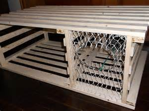Lobster Pot Coffee Table Lobster Trap Coffee Table Finished Mcmahon S Maine