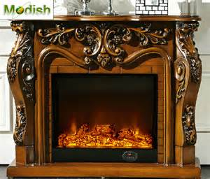 decorative fireplace led realistic electric