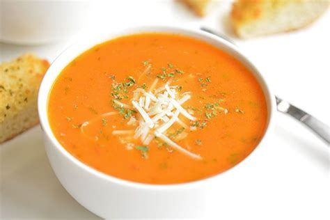 come home to your favorite soup of the day and hearty soup bisque and chowder recipes books the best tomato basil soup recipe