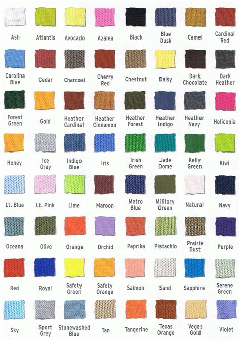 gildan colors gildan hoodie color chart www imgkid the image kid