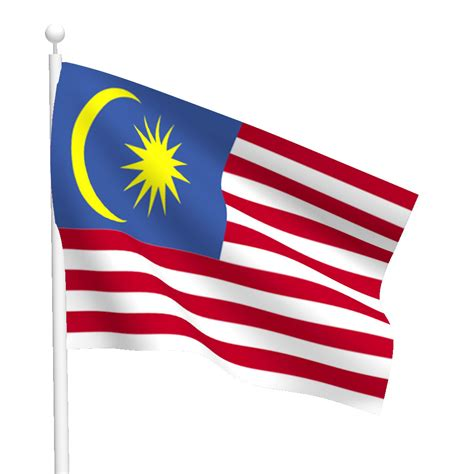flags of the world malaysia polyester malaysia flag light duty flags international