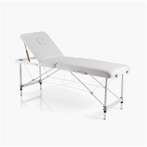Portable Couches by Rem Airlite Portable In White Direct Salon