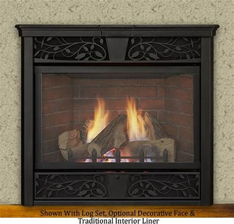 Monessen Fireplace Review by Monessen Symphony 24 Inch Ventfree Fireplace S Gas