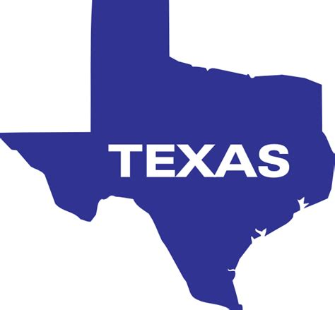 texas map clipart texas state clip at clker vector clip royalty free domain