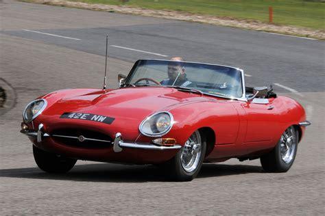 jaguar e type pictures auto express
