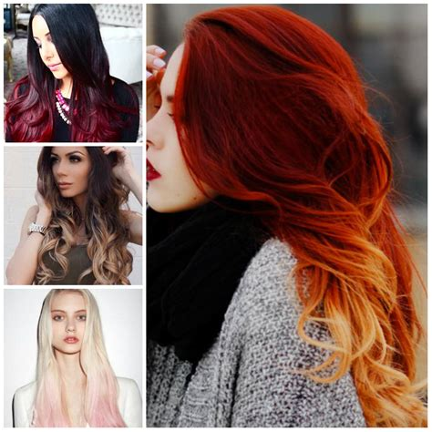 newest hair color trends hairstyles ideas