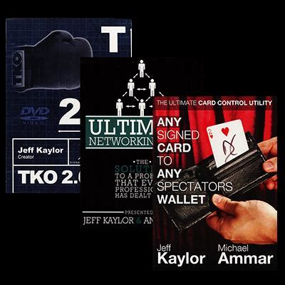 Any Card To Any Wallet any card to any spectator s wallet black dvd and