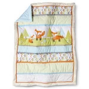circo 4pc crib bedding set woodland trails babies