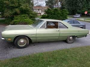 1969 Dodge Dart For Sale Antique Classic Dodge Dart For Sale On Collector Car