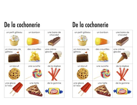 food dictionary madame feuille october 2012