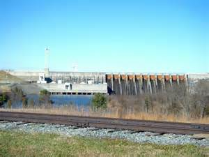 Cowans Ford Dam Pic Of The Day Lake Norman Southern Dam Huntersville
