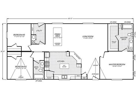 waverly crest 40703w fleetwood homes manufactured homes for fleetwood homes floor plans new fleetwood waverly crest 28603w strictly manufactured