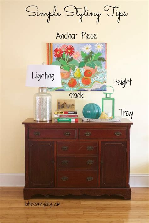 11 tips for styling your entryway table simple styling tips for a console jpg home decor ideas