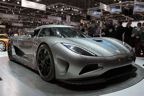 How Much Is A Koenigsegg Ccxr Cars Pictures Geneva 2010 Koenigsegg Agera Is The